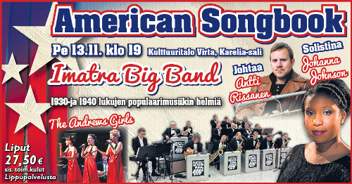 American Songbook 12.11.2015 19:00