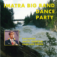 Dance Party 1993 - Front