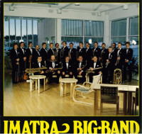 Imatra Big Band 1987 - Front